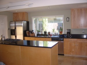 Handyman Updated Kitchen